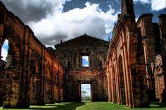Ruínas de São Miguel das Missões RS
