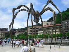 Guggenheim - Bilbao #buildings #architecture #arquitectura  #bilbao #bilbo