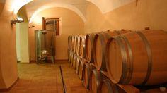 Barrel room!