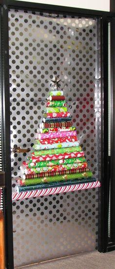 I Want A Hippopotamus For Christmas Christmas Door