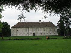 Harrach Castle / Rohrau / Lower Austria - June 2009