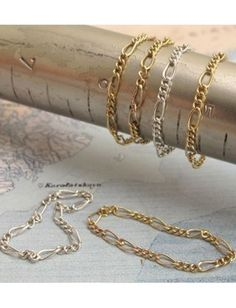 CASHMERE CHAIN RINGS