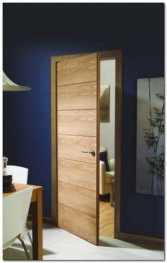 New wooden door design modern ideas Contemporary Interior Doors, Interior Door Styles, Door Design Interior, Interior Barn Doors, Exterior Doors, Contemporary Bedroom, Interior Modern, Interior Decorating, Decorating Games