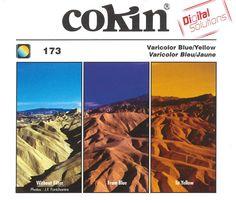 Cokin A173 Polarizer blue / yellow: Amazon.de: Camera