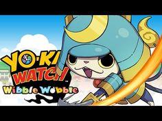 YO-KAI WATCH WIBBLE WOBBLE #01 - Une aventure sur SMARTPHONE ! - YouTube