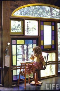 1970s Artist Abode of John Holmes - architect Bill Kirsch