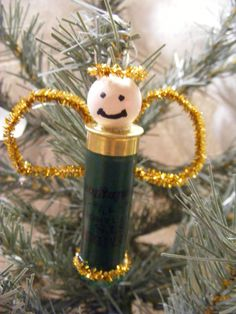 Shotgun Shell Xmas Ornament Family | Redneck christmas, Xmas ...