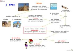 4-i-greci-atene Homeschool, Printables, Google, Geography, Greece, Culture, Historia, Happy, Print Templates