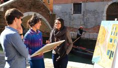Art classes in Venice Painting Courses, Art Courses, Venice Painting, Creative Workshop, Drawing Lessons, Children And Family, Venice Italy, Art School, Drawings