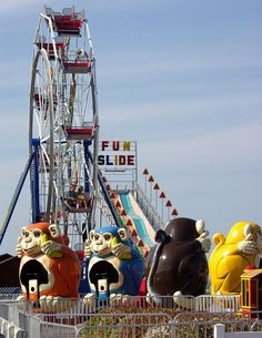 Virginia Beach Amusement Park - Virginia Beach Boardwalk Park