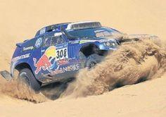 Rally Dakar 2013 se correrá sobre 4.970 metros de altitud en Perú