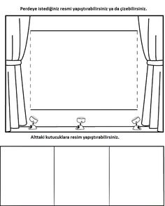 field trip freebie---Drama Theatre coloring page Drama Teacher, Drama Class, Drama Drama, Acting Class, Drama Activities, Drama Games, Teaching Theatre, Teaching Music, Elements Of Drama