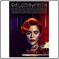Paloma Faith - Tour Itinerary
