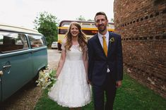 Lighthearted English Barn Wedding: Emma + Mike | Green Wedding Shoes Wedding Blog | Wedding Trends for Stylish + Creative Brides