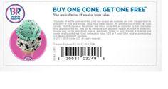 Baskin-Robbins coupon for Buy 1, Get 1 Free via Yipit - http://yipit.com/business/baskin-robbins/buy-1-get-one-free/