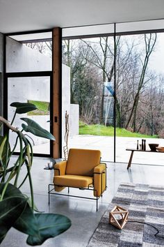 Interior design inspirations for your next project. Check out the best mid-century armchairs & accent chairs at http://essentialhome.eu/