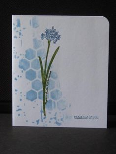 CAS274, Narcissus by jdmommy - Cards and Paper Crafts at Splitcoaststampers