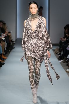 Catwalk photos and all the looks from Zimmermann Autumn/Winter 2016-17 Ready-To-Wear New York Fashion Week