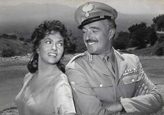 Vittorio De Sica e Gina Lollobrigida Gina Lollobrigida, Cinema Movies, Film Movie, Tv Today, Italian Actress, Glamour, World Star, Sophia Loren, Great Movies