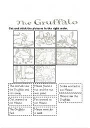 the gruffalo missing words a worksheet asking children to fill in the missing words. Black Bedroom Furniture Sets. Home Design Ideas