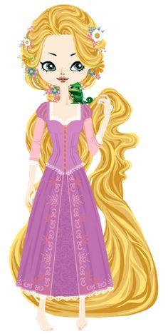 #Rapunzel