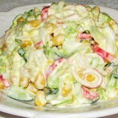 Вкуснейший салат, который моментально тает во рту