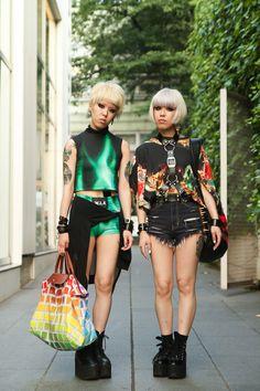 ちょちょ夢心地: Japan Goth fashion