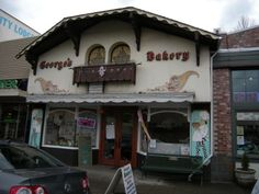 During Halloween Train, George's Bakery in North Bend has given free sugar cookies to those who show their Halloween Train tickets. North Bend Washington, Halloween Train, Maple Bars, Snoqualmie Pass, Missing Home, Railway Museum, Cascade Mountains, Train Tickets, Train Rides