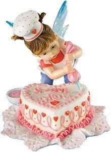 Little Valentine Baker Fairie