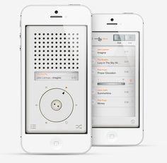 motionpixels / The T3 app