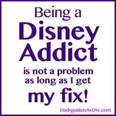 I love getting my Disney fix each year!