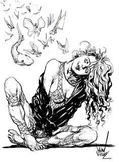 Michael Netzer Marvel Comics | MICHAEL NETZER online portal » Facebook Comic Con Sketches