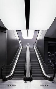 The Gerber, Stuttgart  by Pfarré Lighting Design