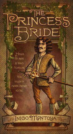 The Princess Bride: Inigo Montoya by IngvardtheTerrible.deviantart.com on @deviantART