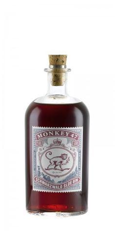 Black Forest Distillers Monkey 47 Schwarzwald Sloe Gin