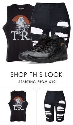 """""""Happy Memorial Day"""" by princessjay003 ❤ liked on Polyvore featuring True Religion, Topshop and NIKE"""