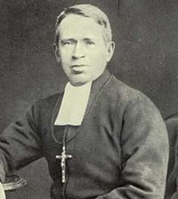 Brother Walfrid, founder of Celtic FC