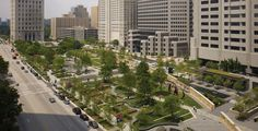Nelson Byrd Woltz Landscape Architects, Charlottesville, VA  Client: Gateway Foundation / City of St. Louis