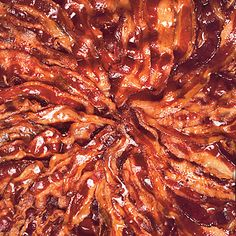 Brown-Sugar-Glazed Bacon Recipe - Epicurious & ZipList