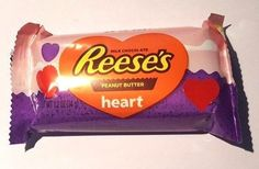 Hershey's Reeses Peanut Butter Heart 34g - American Reeses Candy
