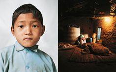 全世界不同國家有著不同的局面。因此,全世界每一位小朋友的生長環境也非常的不一樣。很都地方的小孩子不只缺乏食物,而且還可能被強迫需要加入大人的戰爭。也有其他國家的小孩,生在富有的國家,所以從來就不需要擔心食物或是安全的問題。 當兒童權力支持者兼攝影師 James Mollison 被問到有什麼好的方法可以讓世界