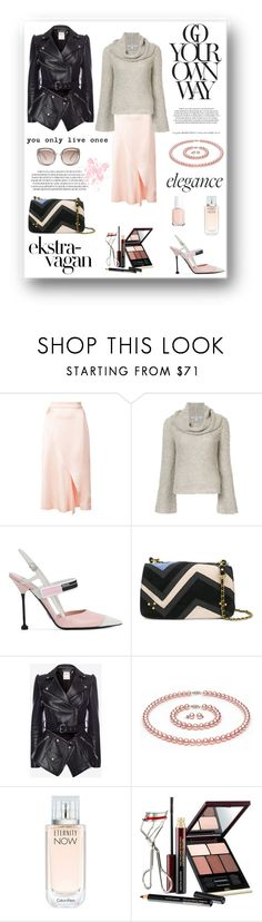 """""""Still Have a bunch of Winter sets in my drafts!"""" by rboowybe ❤ liked on Polyvore featuring TIBI, Elizabeth and James, Prada, Jérôme Dreyfuss, Alexander McQueen, INC International Concepts, Calvin Klein and Kevyn Aucoin"""