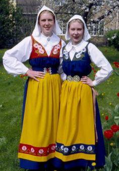 Sweden Dress