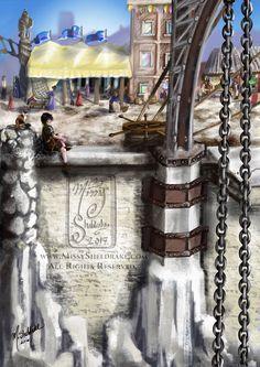 Illustrations - Missy Sheldrake