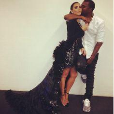 Kimye | #kanye #kimkardashian #musiccouples