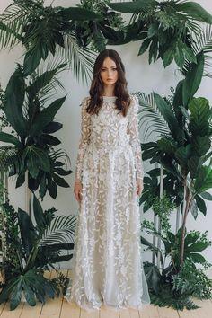 Dress D0107 Wedding dress Boho wedding dress Romantic   Etsy
