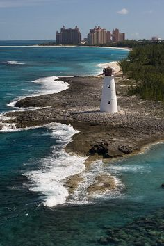 Nassau Paradise Island Lighthouse