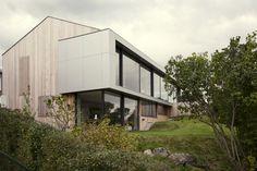 Image 5 of 26 from gallery of Villa Bergheimveien / Skapa as. Photograph by Herman Dreyer