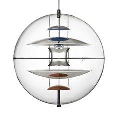 Globe Lightby Verner Panton
