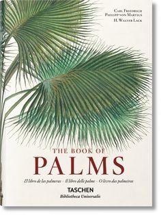 Martius. El libro de las palmeras (Bibliotheca Universalis)